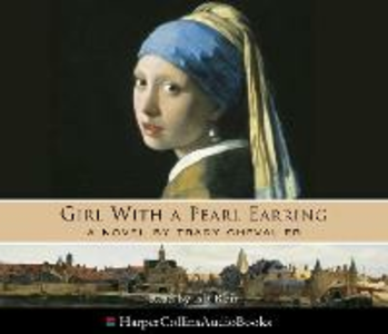 Libro in inglese Girl With A Pearl Earring Abridged 4/360  - Tracy Chevalier