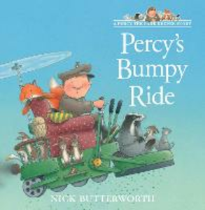 Libro in inglese Tales from Percy's Park  - Nick Butterworth