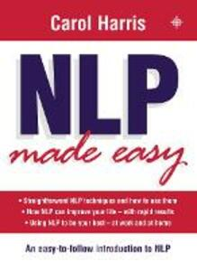 NLP Made Easy - Carol Harris - cover