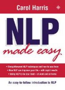 Libro in inglese NLP Made Easy  - Carol Harris
