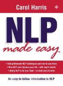 NLP Made Easy - Carol Harris - cover