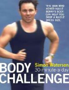 30-Minute-a-Day Body Challenge - Simon Waterson - cover