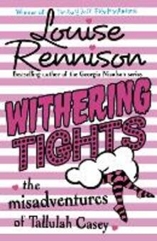 Withering Tights - Louise Rennison - cover