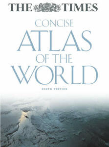 """""""Times"""" Atlas of the World - UK HarperCollins - cover"""
