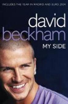 David Beckham: My Side - David Beckham - cover