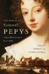 The World of Samuel Pepys: A Pepys Anthology - cover