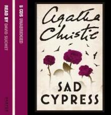 Sad Cypress - Agatha Christie - cover
