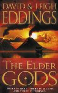 The Elder Gods - David Eddings,Leigh Eddings - cover
