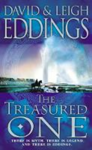 Libro inglese The Treasured One David Eddings , Leigh Eddings