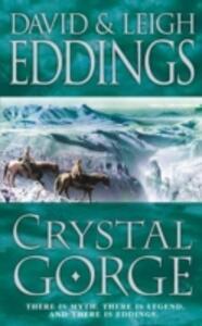 Crystal Gorge - David Eddings,Leigh Eddings - cover