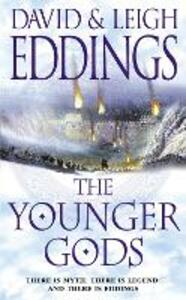 The Younger Gods - David Eddings,Leigh Eddings - cover