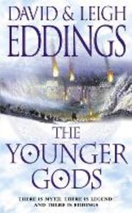 Libro inglese The Younger Gods David Eddings , Leigh Eddings
