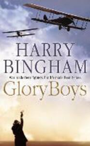 Glory Boys - Harry Bingham - cover