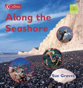 Along the Seashore - Sue Graves - cover