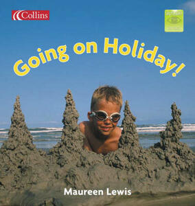 Going on a Holiday! - Maureen Lewis - cover