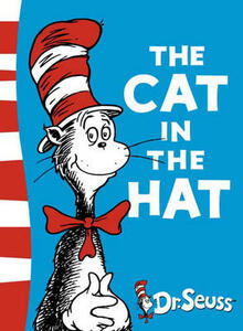 The Cat in the Hat: Green Back Book - Dr. Seuss - cover