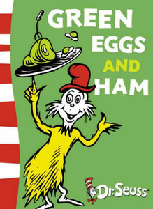 Libro in inglese Green Eggs and Ham  - Dr. Seuss