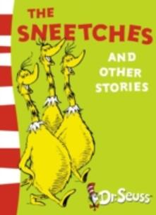 The Sneetches and Other Stories: Yellow Back Book - Dr. Seuss - cover