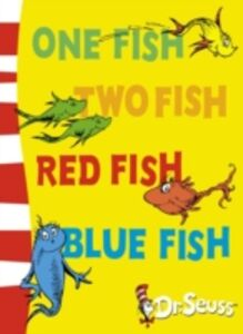 Libro in inglese Dr. Seuss - Blue Back Book  - Dr. Seuss