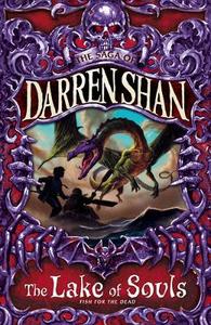 Libro in inglese The Lake of Souls  - Darren Shan