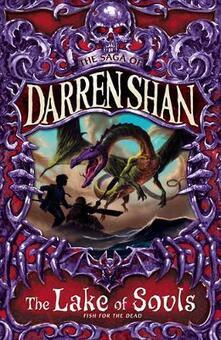 The Lake of Souls - Darren Shan - cover