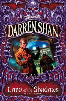 Lord of the Shadows - Darren Shan - cover