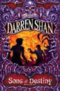 Sons of Destiny - Darren Shan - cover