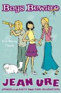 Libro in inglese Boys Beware!  - Jean Ure