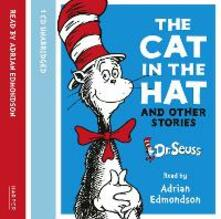 The Cat in the Hat and Other Stories - Dr. Seuss - cover