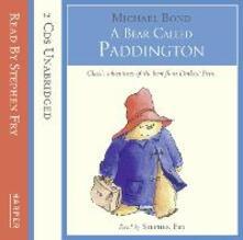 A Bear Called Paddington - Michael Bond - cover