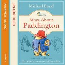 More About Paddington - Michael Bond - cover