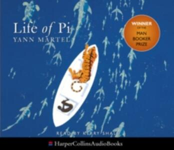 Life of Pi - Yann Martel - cover