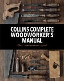 Collins Complete Woodworker's Manual - Albert Jackson,David Day - cover