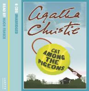 Libro in inglese Cat Among the Pigeons  - Agatha Christie