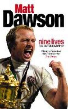 Matt Dawson: Nine Lives - Matt Dawson - cover
