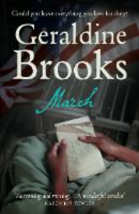 Libro in inglese March: A Love Story in a Time of War  - Geraldine Brooks