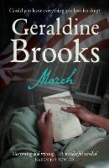 March - Geraldine Brooks - cover