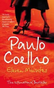 Eleven Minutes - Paulo Coelho - cover