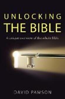 Unlocking the Bible - David Pawson - cover