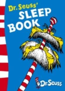 Dr. Seuss's Sleep Book - Dr. Seuss - cover