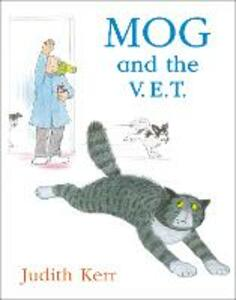 Mog and the V.E.T. - Judith Kerr - cover