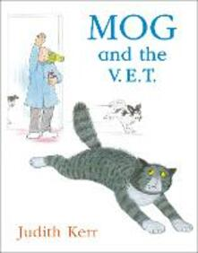 Mog and the V.E.T. - Judith Kerr - cover