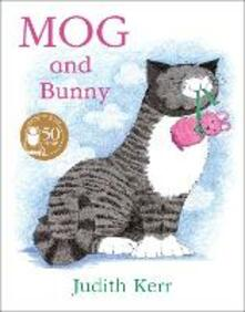 Mog and Bunny - Judith Kerr - cover