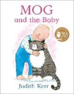 Mog and the Baby - Judith Kerr - cover