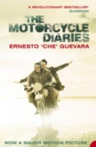 The Motorcycle Diaries - Che Guevara - cover