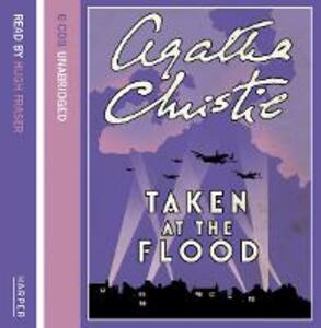 Taken at the Flood - Agatha Christie - cover
