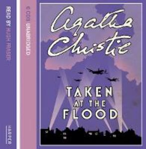 Libro in inglese Taken at the Flood  - Agatha Christie