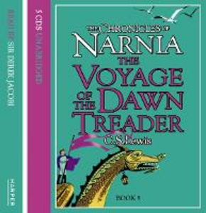 Libro in inglese The Voyage of the Dawn Treader  - C. S. Lewis