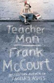 Teacher Man - Frank McCourt - cover