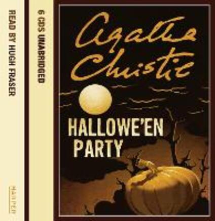 Hallowe'en Party - Agatha Christie - cover
